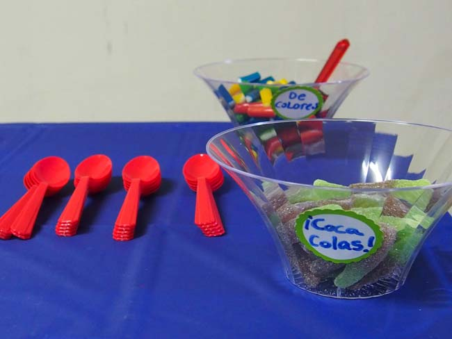 chuches eventos con swing